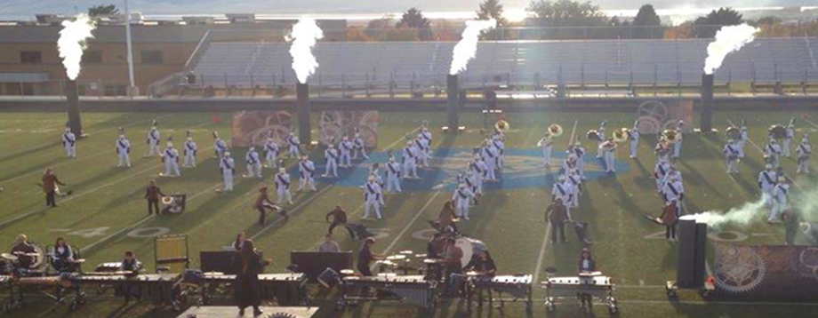 DRHS Band - Machine